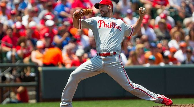If the Philadelphia Phillies Trade Cole Hamels, It's for the Best to Trade Cliff Lee Too