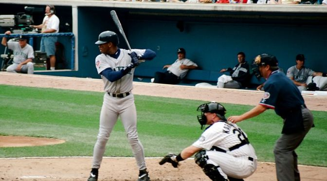 Five Statistical Facts about Ken Griffey Jr.