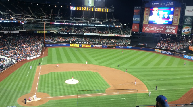 The New York Mets Move the CitiField Fences In and Suddenly All is Good?