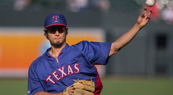 2015 MLB Prediction: Yu Darvish Strikes Out 299 Batters