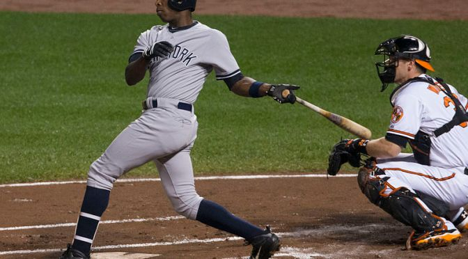 How the 2014 New York Yankees Would Have Looked in 2008