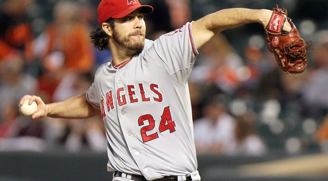 Fact: Dan Haren Has the Fifth Highest Strikeouts to Walk Ratio in History