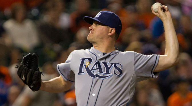 Searching for the Tampa Bay Rays' Interim Closer After the Jake McGee Injury
