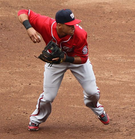By Keith Allison from Owings Mills, USA (Washington Nationals shortstop Ian  Desmond (6)) [CC BY-SA 2.0 (http://creativecommons.org/licenses/by-sa/2.0)], via Wikimedia Commons