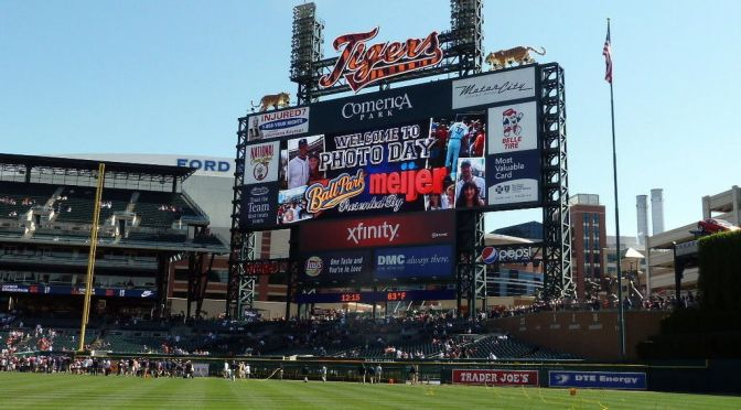 2015 MLB Prediction: The Detroit Tigers Trade David Price
