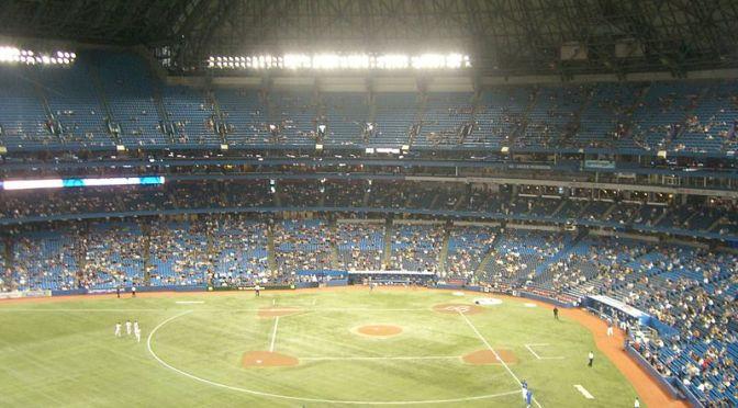 Toronto Blue Jays Want Natural Grass
