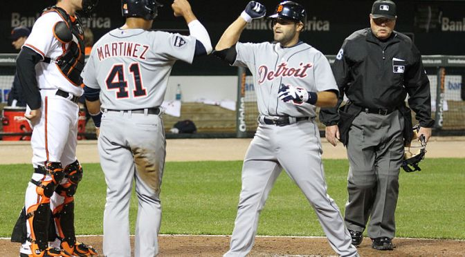 2015 MLB Prediction: Victor Martinez Plays in Less Than 100 Games
