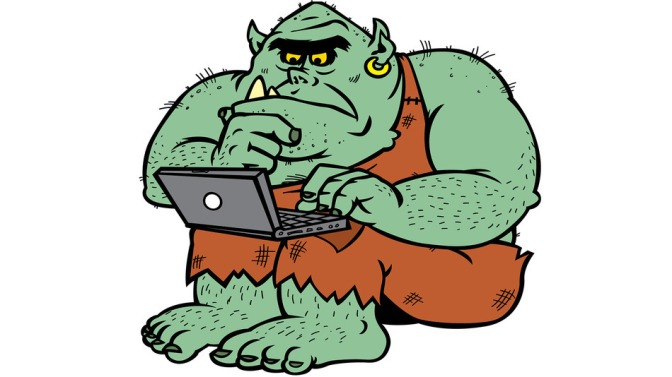 Dealing with Internet Trolls: We All Do